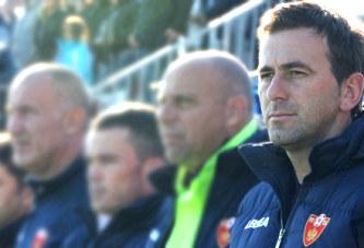 Evo šta kaže Miličković nakon novog poraza Crne Gore