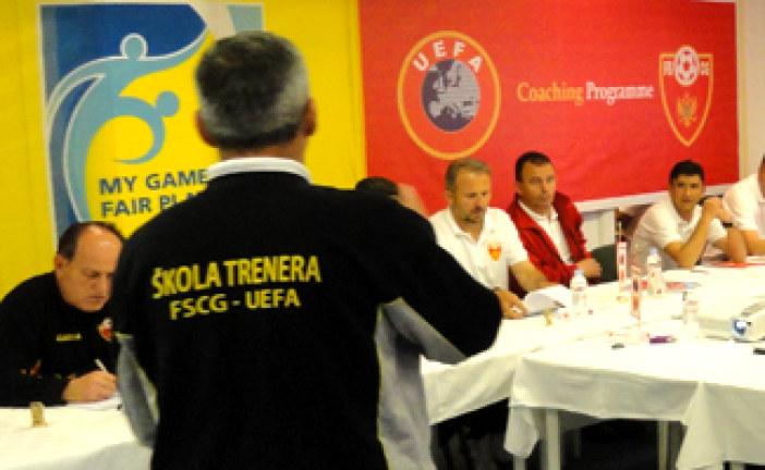 FIFA seminar za trenere