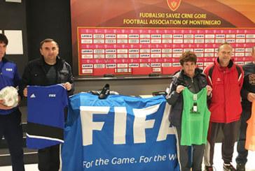 Uručena oprema ženskim fudbalskim klubovima
