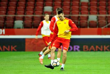Crnogorski reprezentativac potpisao novi ugovor!