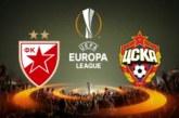LIVE: Crvena zvezda – CSKA