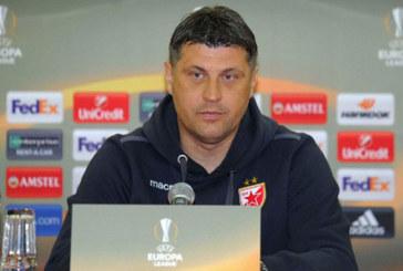 Milojević pred CSKA: Napad je najbolja odbrana!