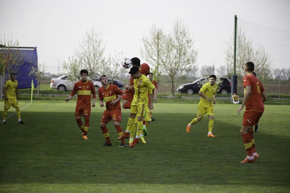 U18: Rumuni se revanširali Crnogorcima