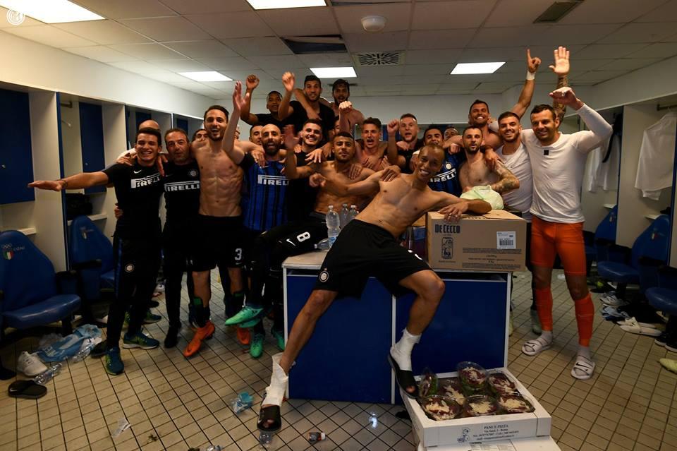 Rim je pao, Inter u Ligi šampiona! [VIDEO]