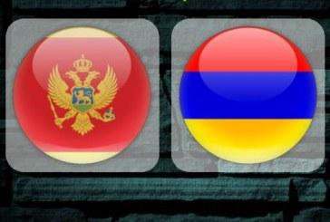 LIVE: Crna Gora – Jermenija