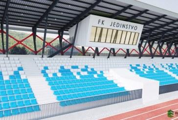 SJAJNO! Pogledajte kako će izgledati stadion Jedinstva u Bijelom Polju (FOTO)