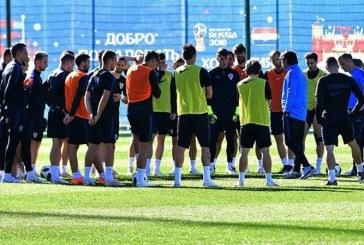 Potresi u reprezentaciji Hrvatske: Dalić izbacio napadača iz tima