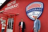 Predstavljen novi grb OFK Titograda