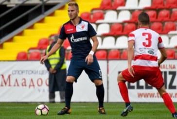 Račić ide na pozajmicu, čeka ga bivši fudbaler Partizana