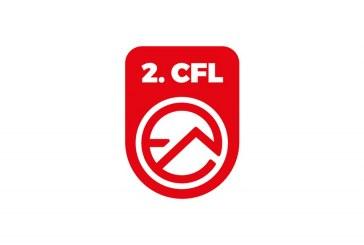 2.CFL: Odigrani mečevi 2. kola