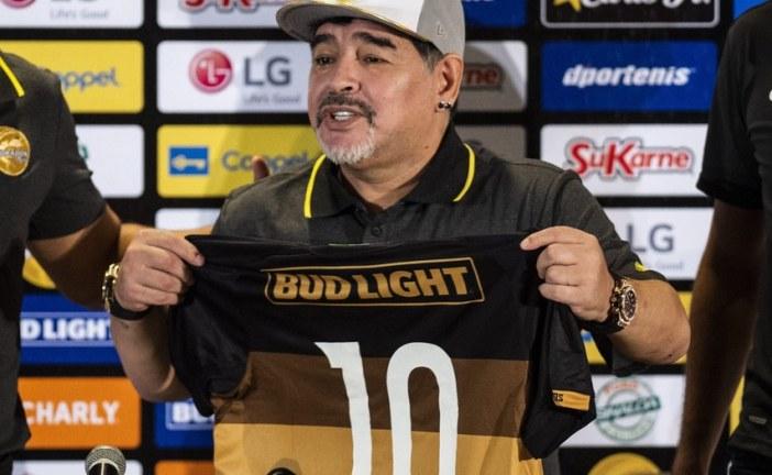 Maradona novom izjavom zasmijao fudbalski svijet [VIDEO]